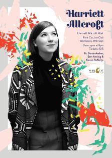 Poster Design by Nicole Black (2016)